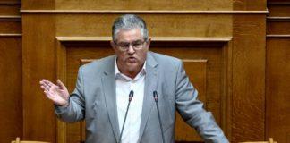 Επίθεση Κουτσούμπα κατά ΝΑΤΟ και Ε.Ε. - Politik.gr