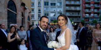 Παντρεύτηκε o υποψήφιος δήμαρχος Θεσσαλονίκης Μάκης Κυριζίδης (pics)