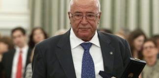 Επίτιμος διδάκτορας του Πανεπιστημίου Μακεδονίας ο Παναγιώτης Τσάκος