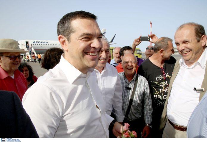 Η ΝΔ πρώτο κόμμα στο χωριό του Αλέξη Τσίπρα