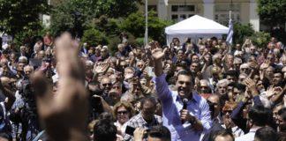 Τσίπρας: «Ζούμε τις ημέρες του Ιουλίου 2015»