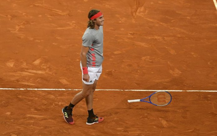 Wimbledon: Με Φαμπιάνο ξεκινά τον 1ο γύρο ο Στέφανος Τσιτσιπάς