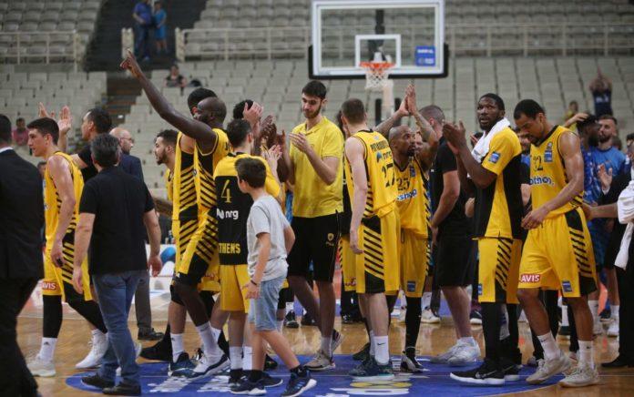 Basket League: ΑΕΚ-Προμηθέας με φόντο την πρόκριση στους τελικούς
