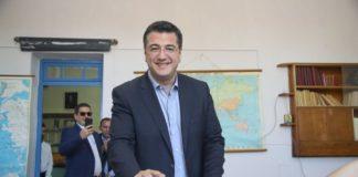 Τζιτζικώστας: «Θα είμαι περιφερειάρχης όλων των Μακεδόνων»