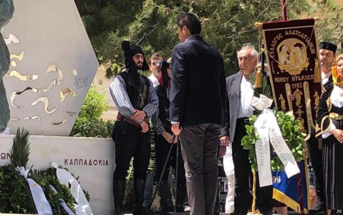 Αυγενάκης για Γενοκτονία: «Ημέρα πένθους και μνήμης»