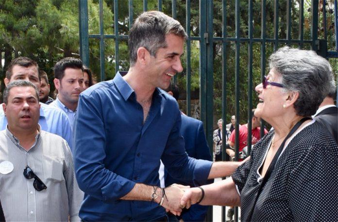 Μπακογιάννης: «Κάνουμε μία νέα αρχή για την Αθήνα»