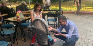 Μπακογιάννης από Φωκίωνος Νέγρη: «Η Αθήνα μας χρειάζεται όλους»