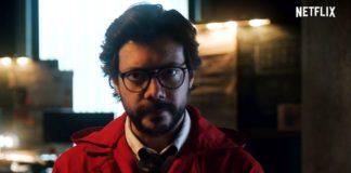 Casa De Papel: Το μήνυμα του... οργισμένου «Professor» (vd)