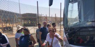 Αίγυπτος: Έκρηξη σε λεωφορείο με τουρίστες (pics, vd)