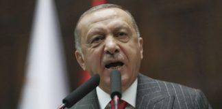 Απειλεί με νέες επιχειρήσεις στη Συρία ο Ερντογάν