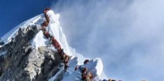 Έρευνες για τον εντοπισμό 8 ορειβατών που αγνοούνται στα Ιμαλάια
