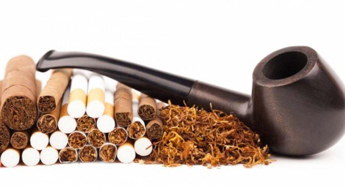 διαφήμιση των προϊόντων καπνού