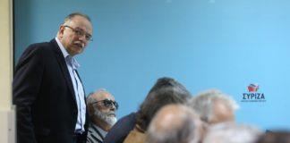 Οι εννέα υποψήφιοι ΣΥΡΙΖΑ που προηγούνται