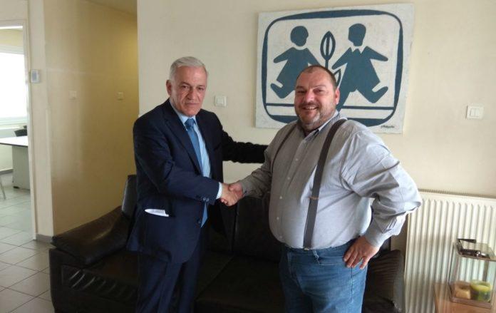 Στήριξη στα Παιδικά Χωριά SOS και Φιλύρου από ΠΕΔ-ΚΜ και Κυρίζογλου