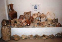 Λακωνία: Κατείχε παράνομα πλήθος αρχαιοτήτων - Politik.gr