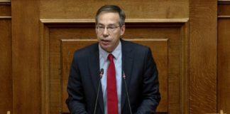 Μαυρωτάς: «Χαριστικές και ρουσφετολογικές ρυθμίσεις» στο νομοσχέδιο των 120 δόσεων