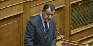 Παναγιωτόπουλος: Θα ανακτήσουμε την εναέρια υπεροχή έναντι της Τουρκίας