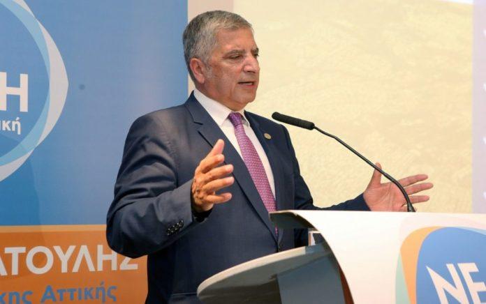 Γ. Πατούλης: «Η Περιφέρεια διαθέτει ένα ρεαλιστικό σχέδιο διαχείρισης των απορριμμάτων»