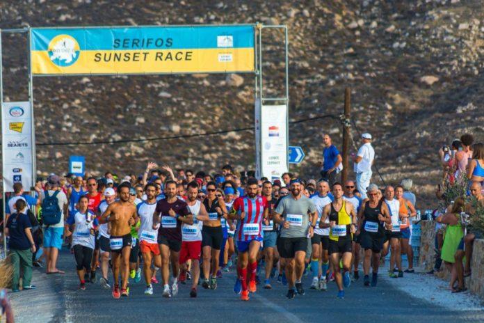 Serifos Sunset Race 2019: Δέξου την πρόκληση, ζήσε την εμπειρία!