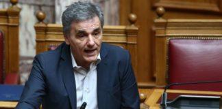Τσακαλώτος: «Οι εχθροί μας τροφοδοτούν τις εθνικιστικές διαδηλώσεις»