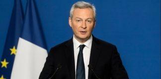 «Επίθεση» του γάλλου υπουργού Οικονομικών σε ΗΠΑ