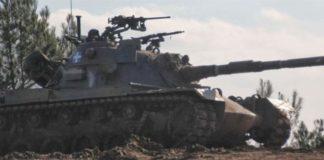 Στρατιωτικό όχημα χτύπησε σε τοίχο- Στο 424 το προσωπικό