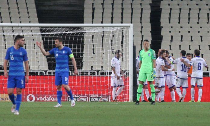 Απελπισία η Εθνική, ήττα 3-2 από την Αρμενία στο ΟΑΚΑ