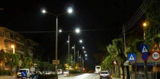 Αλλαγές στο φωτισμό του Δήμου Θεσσαλονίκης