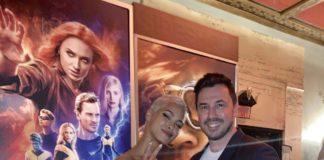 Η εκπομπή BUZZ στην παγκόσμια πρεμιέρα της ταινίας X-Men!