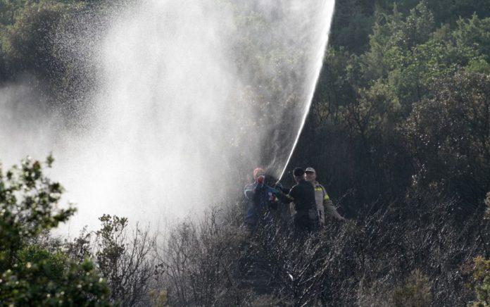 Πολύ υψηλός κίνδυνος φωτιάς και σήμερα Κυριακή