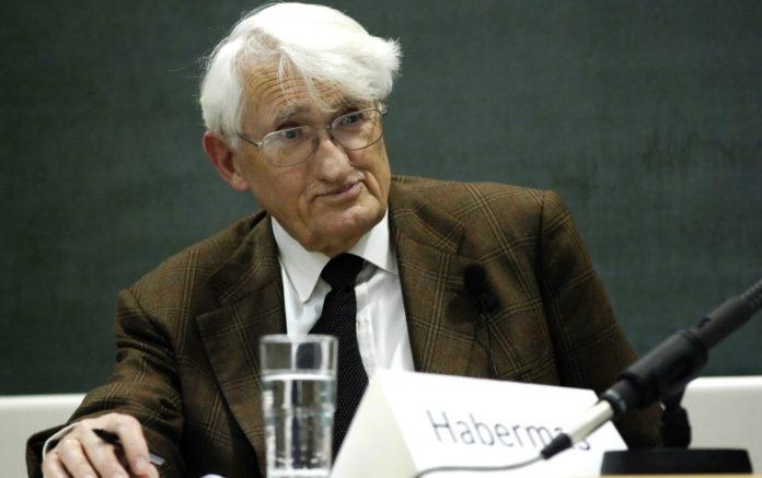 O Γιούργκεν Χάμπερμας γίνεται 90 ετών