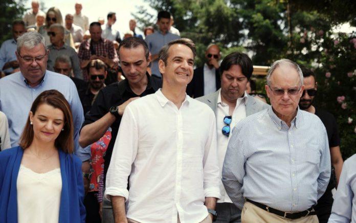Μητσοτάκης: Η ενότητα του έθνους παραμένει βασικό ζητούμενο