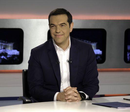 Τσίπρας: Ο κ. Μητσοτάκης φοβάται την ανοικτή πολιτική αντιπαράθεση
