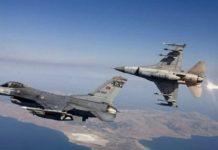 Τουρκικά μαχητικά πέταξαν πάνω από Ρω και Στρογγύλη