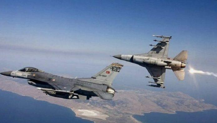 Προκαλούν οι Τούρκοι στο Αιγαίο με οπλισμένα μαχητικά