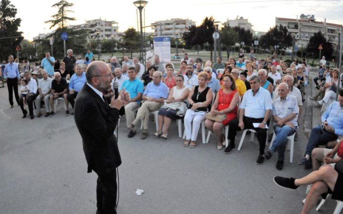 Δ. Βαρτζόπουλος: «Η κυβέρνηση κρίνεται σε όλους τους τομέις»