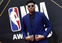 MVP του NBA o Γιάννης Αντετοκούνμπο!(vd)