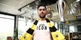Αθανασιάδης τετραετίας στην ΑΕΚ! «Έρχομαι σε μία μεγάλη ομάδα»