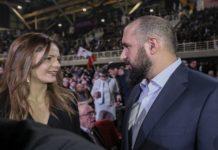 Ε. Αχτσιόγλου: «Έχω σχέση με τον Δημήτρη Τζανακόπουλο!» (vd)