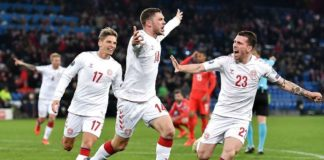 Προκριματικά Euro 2020: Προβάδισμα για τη Δανία