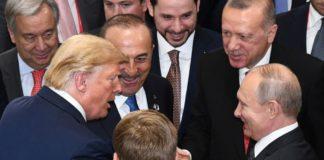 Συμβιβαστική λύση για τους S-400 ζήτησε από τον Ερντογάν ο Τράμπ