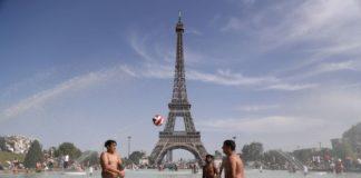 Έκτη μέρα του πρωτοφανούς καύσωνα που πλήττει τη Γαλλία
