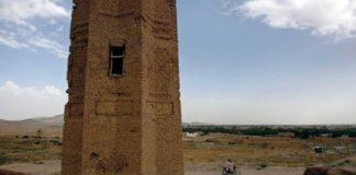 Αφγανιστάν: Κατέρρευσε πύργος ηλικίας 2.000 ετών! (vd)