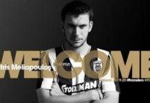 Παίκτης του ΠΑΟΚ και επίσημα ο Μελιόπουλος! - Politik.gr