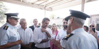 Κ. Μητσοτάκης: «Η χώρα θα φύγει μπροστά ή θα μείνει στην παρακμή»