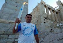 Απεβίωσε ο Ολυμπιονίκης της πάλης Μπάμπης Χολίδης
