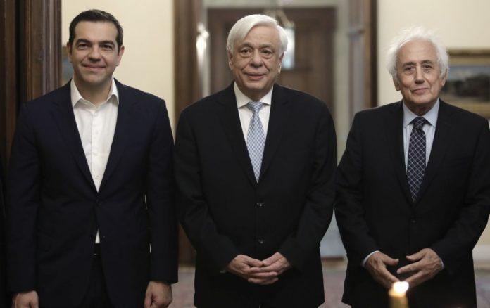 Ορκίστηκε ως υπηρεσιακός υπουργός Εσωτερικών ο Αντ. Ρουπακιώτης