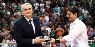 Την επιστροφή Πεδουλάκη ανακοίνωσε η ΚΑΕ Παναθηναϊκός
