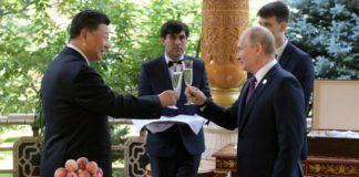 Παγωτό το… δώρο γενεθλίων του Πούτιν στον Κινέζο ηγέτη