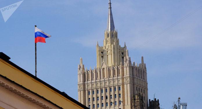 Καμία ανάμειξη του στην κατάρριψη του Boeing αναφέρει το Ρωσικό Υπουργείο Εξωτερικών